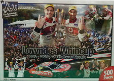 Lowndes and Whincup 2006 2007 2008 Bathurst Winners Jigsaw Puzzle 500pcs