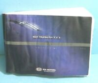12 2012 Kia Sorento owners manual
