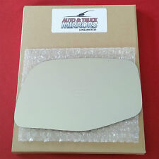 NEW Mirror Glass 92-96 FORD F150 Driver Left Side ***FAST SHIPPING***