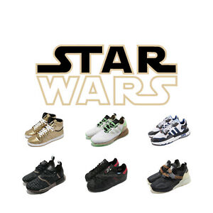 adidas Star Wars Pack Men Unisex Casual Lifestyle Shoes Sneakers Trainers Pick 1