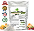 Vitamin C Powder -New -Ascorbic Acid -Wrinkle Anti-Aging -Antioxidant -All Sizes