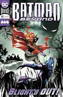 Batman Beyond #42 DC COMICS Cover A 2020 1ST PRINT