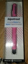 Hs-STYPEN-pn Hipstreet universal Stylus Pen Tinta Negra