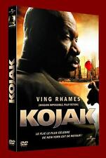 "DVD KOJAK ""REMAKE DE LA CELEBRE SERIE AVEC VING RHAMES"" NEUF DIRECT EDITEUR"