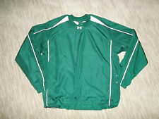UNDER ARMOUR Weather Resistant UPF Pullover Lined UA Team JACKET mens MEDIUM NEW