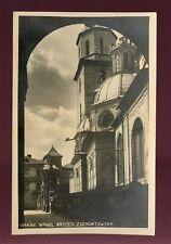 POLAND 1935 PPC...KRAKOW WAWEL...KAPLICA ZYGMUNTOWSKA
