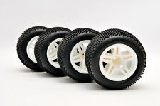 Hyper TT10 Complete Tire Set #11105 Hobao 1:10 10TT TT-10 Truck US (LLJSTORE)