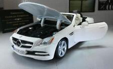 Coches, camiones y furgonetas de automodelismo y aeromodelismo Maisto color principal rojo Mercedes