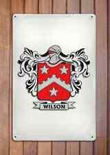 Hoover Coat of Arms A4 10x8 Metal Sign Aluminium Heraldry Heraldic