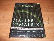 Master The Matrix With Matt Brauning Keys To Unleash Ultimate Success (DVD 2010)