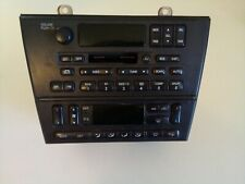 2000- 2002, Lincoln Ls Radio, Cassete Player With Climate Control Box