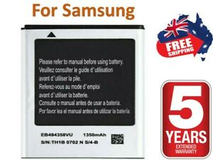 EB464358VU Battery Samsung Galaxy Y DUOS S6102/Ace Plus S7500 T/Mini II S6500