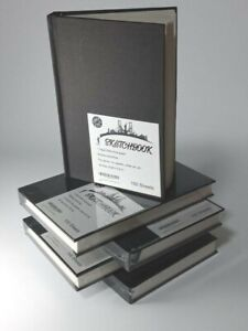 Box of 24 A5 Sketch Books -100 Sheets BARGAIN DEAL Ships FAST From NYC!