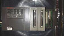 Fuji Electric Micrex-F F55 PSU & Processor Module 6 Slot NV1P-042 D132 D032