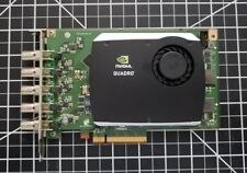 Nvidia Quadro SDI Capture Card Video Capture Adapter PCIe x8 VCQFXSDINPUT-PB