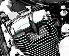 2004 - 2017 Harley sportster xl 1200 883 black finned headbolt bridge 44296-04