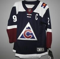 NHL Colorado Avalanche #92 LANDESKOG Hockey Jersey New Youth Sizes MSRP $100