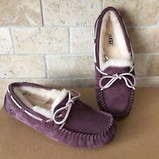 0a01f4541d7 ugg purple slippers   eBay
