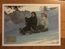 James Bond Spectre Edition 2016 Living Daylights Parallel Gold Card 26 053/125