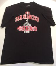 San Francisco 49ers Superbowl XLVII 02.13.13 NFL Tshirt PreownedTshirt.com