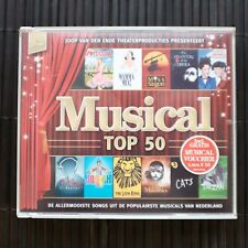 MUSICAL TOP 50  - 3 CD