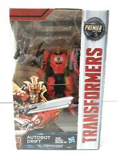 Transformers Premier Edition Autobot Drift Mercedes The Last Knight