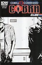 Cobra Command COBRA GI Joe #12 Retail Incentive Sketch VARIANT Cover