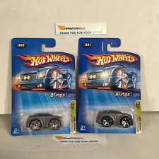 Chrysler 300C #31 * BOTH Variations * 2005 Hot Wheels * e15