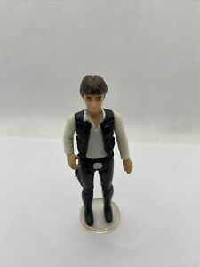 Star Wars Han Solo 1977 Figure With Stand