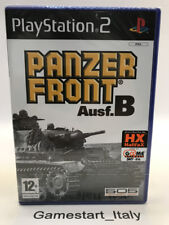 PANZER FRONT AUSF. B - SONY PS2 PLAYSTATION 2 - NEW SEALED PAL VERSION VIDEOGAME