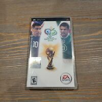 FIFA World Cup 2006 Germany Soccer Sony PSP Playstation Portable Sealed NEW CIB