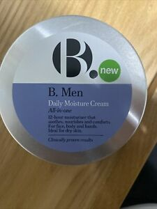 B. Men by Superdrug Daily Moisture Cream All In One New
