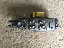 Jaguar S-type S Type 2.7 TDV6 Drivers electric window switch pack buttons
