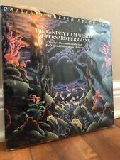 BERNARD HERRMANN Fantasy Film World MFSL 1-240; 200 gm vinyl; numbered