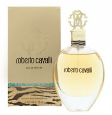 ROBERTO CAVALLI EAU DE PARFUM 75ML SPRAY - WOMEN'S FOR HER. NEW. FREE SHIPPING