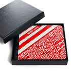 Personalised Retro Football Wallet Mens Bi Fold Coin Card Gift - All Teams RF