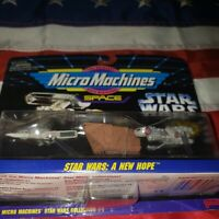 Star Wars A New Hope Micro Machines Collection #4 Galoob 1994 #65860
