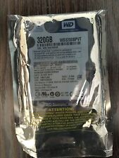 "Western Digital Scorpio Blue 320GB Internal 2.5"" WD3200BPVT Sata HDD Hard Drive"
