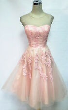 MASQUERADE Pink Cocktail Prom Party Dress 3 - $160 NWT