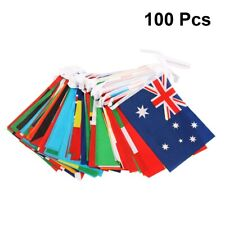 25M National String Flag Banner 100 Countries World Flags Flags Hanging Flags