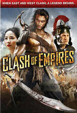 CLASH OF EMPIRES - NEW DVD
