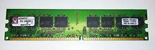 memoria ram kingston 1gb ddr2 pc2  240 PIN ktd-dm8400b/1g  TEST OK!