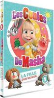 Les Contes de Masha volume 1 La fille des neiges DVD NEUF SOUS BLISTER
