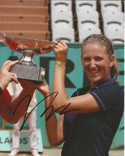 Victoria Azarenka signed 8x10 photo Tennis Proof