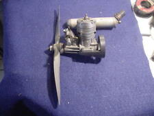 K&B Sportster 45 RC Model Airplane Engine Vintage Motor + Extras