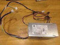 HP ProDesk 600 G1 702308 EPA90 Lite-On SFF 240W PSU PC Power Supply Unit