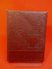1B Hood College Touchstone Yearbook 1941 Womens School Frederick Maryland