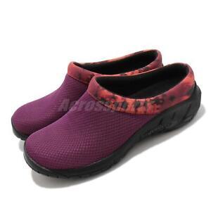 Merrell Encore Breeze 4 Mulberry Print Women Slip On Casual Loafers Shoe J002526