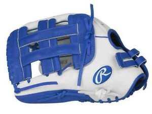 """Rawlings Fastpitch Softball 13"""" Liberty Advanced Glove LHT RLA130-WR"""