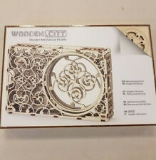 Mechanical Picture - Wooden City 3D Wood Model Kit Assembling Series New!